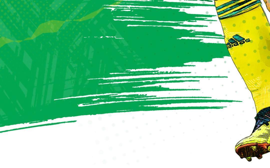 Jalkapallo Heading grafiikat 2500px