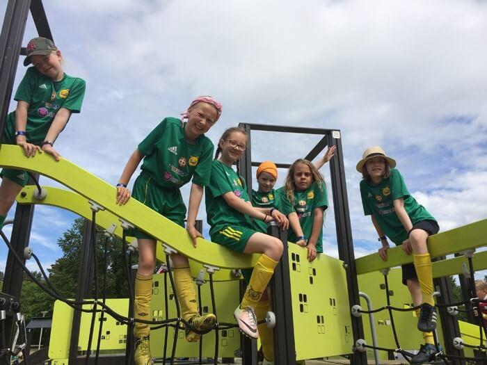 Futis-Liiga Atalan E-tytöt Ålandia Cupissa