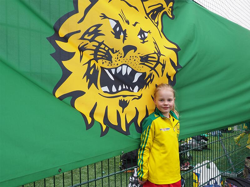 Viime viikon koulujenvälinen jalkapalloturnaus oli vauhdikas menestys