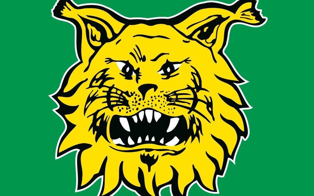 Ilves logo vihrea
